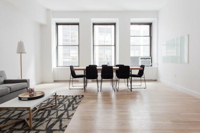Teppich für das Wohnzimmer